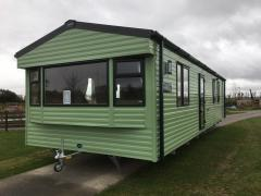 Summerbreeze 2 bed outside at the Park