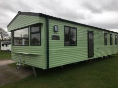 Summerbreeze 3 bed outside at the Park