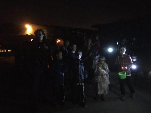 halloween 2016 dark walk