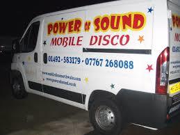 power of sound dj